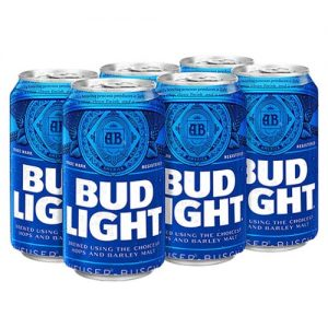 Budlight 6pk Can2