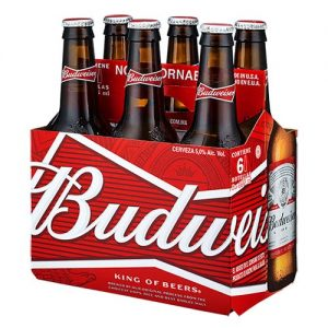 Buweiser 6pk Bottle