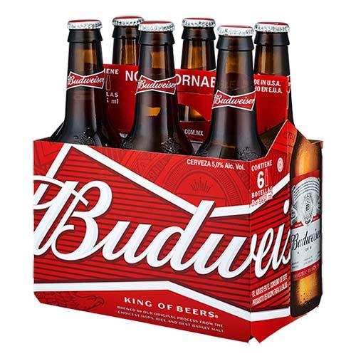 Buweiser 6pk Bottle